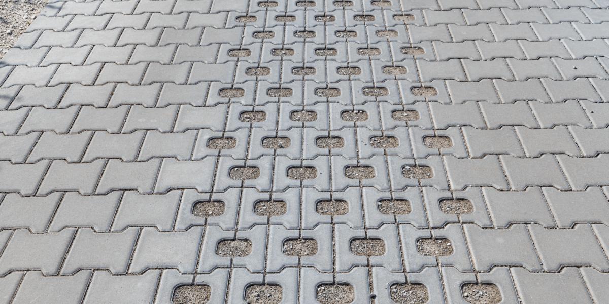 H-Spur-Verbund - H-Rasen-Spur mit Fase grau Obj_288434-7214