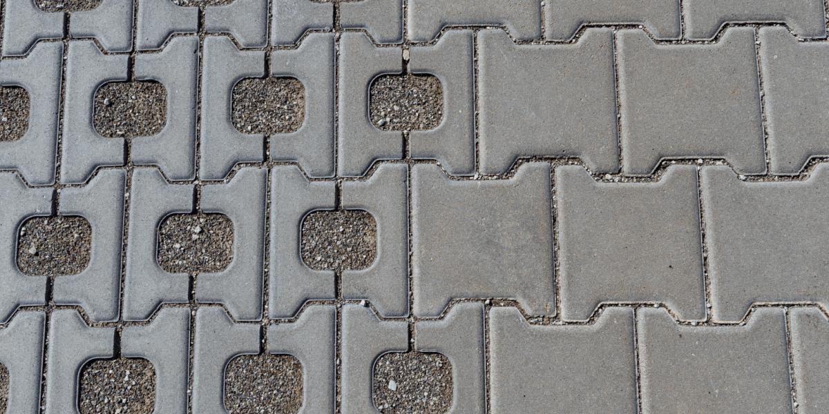 H-Spur-Verbund - H-Rasen-Spur mit Fase grau Obj_288434-7243